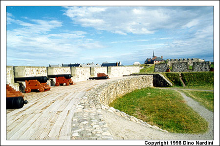 Cannon View, Fortress Louisbourg