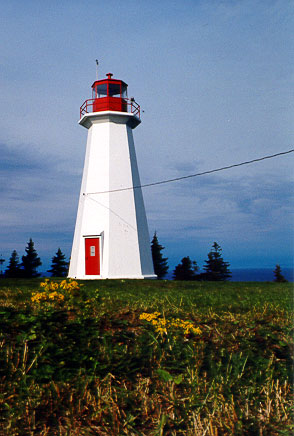 Cape George Light