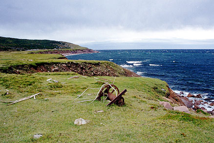 Cape St Lawrence