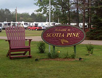 Scotia Pine Campground